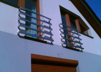 barierka balustrada balkon francuski PortFenetr 150cm x 95cm