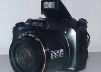 Profesjonalny aparat hybrydowy BENQ GH 650 cały komplet !!!