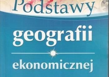 PODSTAWY GEOGRAFII EKONOMICZNEJ - WRONA