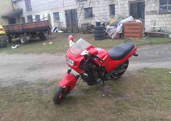 Sprzedaż motocykla