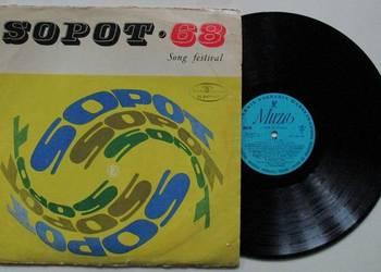 SOPOT 68-SONG FESTIVAL/Stan Borys..LP/VG