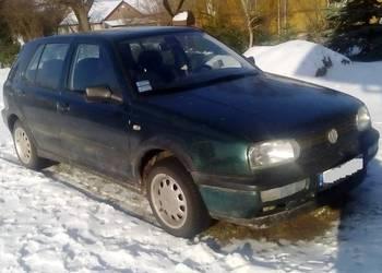 Volkswagen GOLF III 3   1.4
