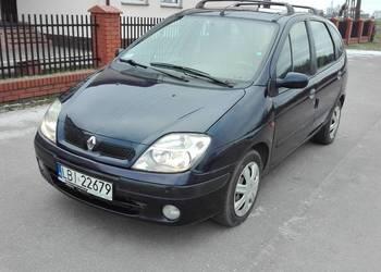 Sprzedam Renault Scenic 1,6 16V B+G