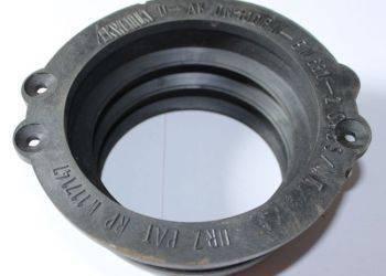 Uszczelka gumowa fi DN 150 do rury kielichowej, uszczelki