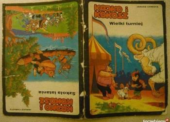 Komiks KAJKO I KOKOSZ, 1981r. dwa albumy w jednym, UNIKAT