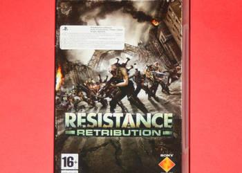 Resistance: Retribution (PlayStation Portable   PSP)
