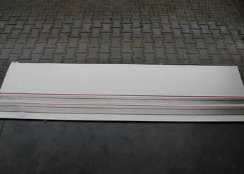 POSZYCIE/BLACHA DO PRZYCZEPY KEMPINGOWEJ DETHLEFFS. 270x75,5