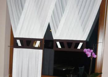 Firany ,ekrany -V-ki- zestaw balkonowy na sprzedaż  Częstochowa
