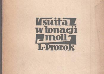 (02779) SUITA W TONACJI MOLL – LESZEK PROROK