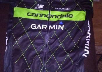 Koszulka rowerowa Garmin new balance