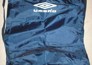 Nowy worek sportowy Umbro