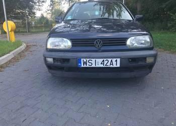 VW Golf III 1.6 1995r