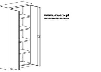 szafy dokumenty spełniają wymogi RODO, sejfy meble metalowe