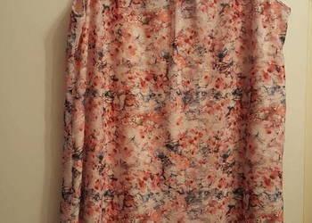 Sukienka w kwiaty wizytowa rozm. 44/XXL jak nowa,Street One