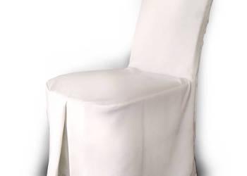 Pokrowce na krzesła na miarę SZYCIE