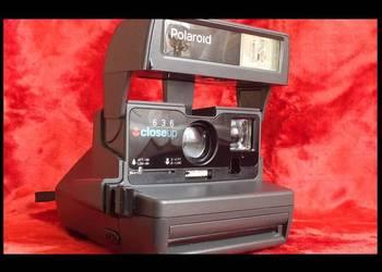 Polaroid Close UP 636 Piękny aparat do szybkich zdjęć