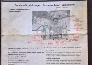 Instrukcja Serwisowa NRD Telefunken