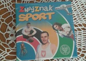gra znaj znak Sport nowa lub gratis