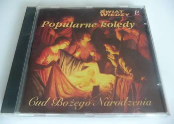 Cud Bożego Narodzenia - popularne kolędy płyta CD