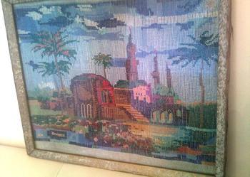 Obraz haftowany na płótnie Meczet