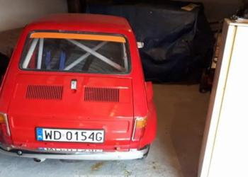 FIAT 126p poj.1.0 silnik Seat cena:7.500 zł