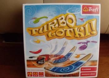 Gra zręcznosciowa Turbolotki.