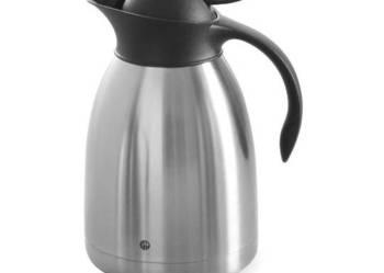 Termos do kawy 1,5 L z przyciskiem Hendi