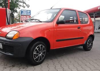 Fiat Seicento zadbany