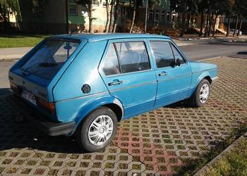 vw golf 1    1.5 diesel