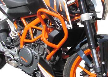 Gmole HEED do KTM 390 DUKE - pomarańczowe