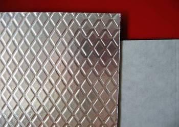 Maty wygłuszające z Aluminium, Maty akustyczne