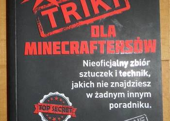 TRIKI DLA MINECRAFTERSÓW PORADNIK GRACZA - MILLER