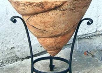 Donica ceramiczna mrozoodporna 50 kompletów
