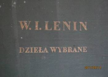 Dziela Lenina i Encyklopedia rewolucji pazdziernikowej