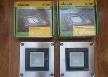 Lampki solarne najezdne LED Wagner.