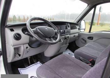 Renault Master manualna skrzynia biegów
