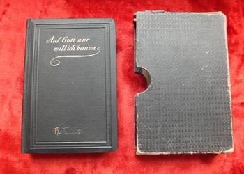 Oryginalny stary modlitewnik z 1911 roku