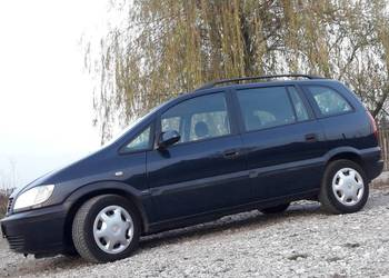 Opel Zafira 2003 Rok**1.6^^LPG**GAZ**7 miejsc**długie opłaty