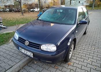 VW Golf IV 2002 rok, 1.4 benzyna