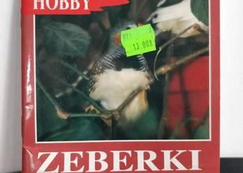 Książka, zwierzęta, ptaki – Zeberki i Mewki.