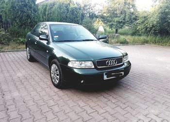 Piękne Audi A4 B5 S4  1.6 Benzyna