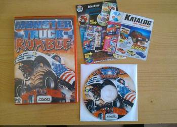 Gra na PC: Monster Truck Rumble