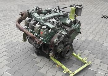 SILNIK MERCEDES V8 CLAAS JAGUAR DOMINATOR PO NAPRAWIE OM 442