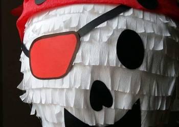 Piniaty pinata piniata piracka pirat