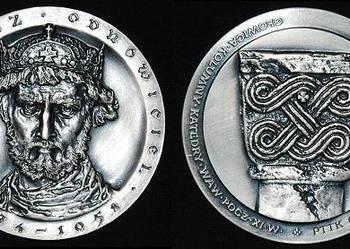 Medal : Kazimierz Odnowiciel. 1034  -  1058