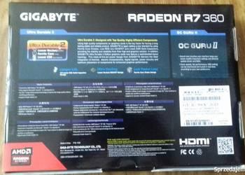 Grafika R7 360 2GB OC GWARANCJA