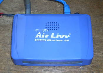 OVISLINK AirLive (WL-5450AP) Access Point 54Mbps