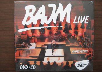 BEATA KOZIDRAK i BAJM Live Akustycznie [CD+DVD] Nowa.Folia