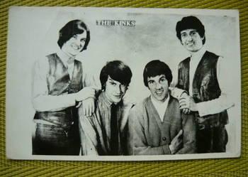 Zespół THE KINKS
