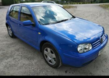 Volkswagen Golf IV !! Anglik !!